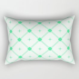 Adorned Trellis II Rectangular Pillow
