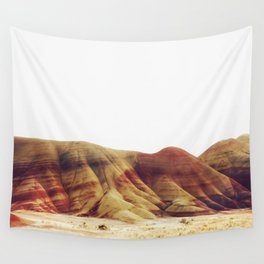 Oregon Painted Hills Wall Tapestry