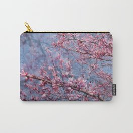 Redbud Blooms Carry-All Pouch
