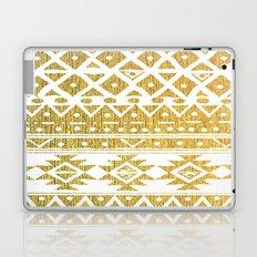 GOLDEN TRIBAL Laptop & iPad Skin
