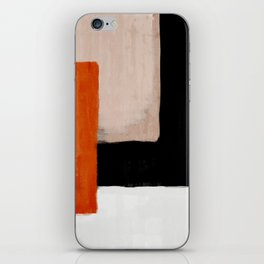 abstract minimal 14 iPhone Skin