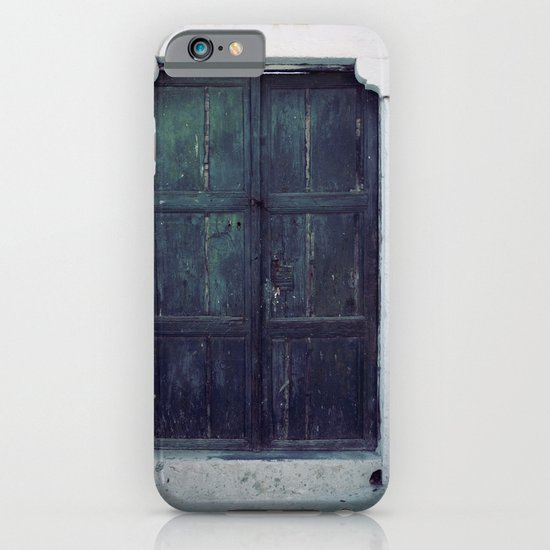 Santorini Door II iPhone & iPod Case