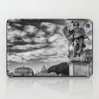 rome iPad Cases featuring Rome by unaciertamirada
