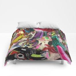 Rosa Mexicano Comforters