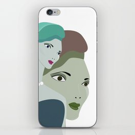 JEZEBEL no26 iPhone Skin