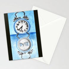 Pause Button Stationery Cards