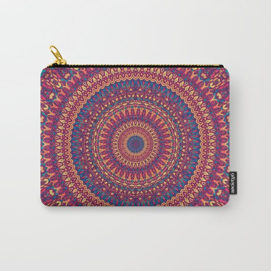 Mandala 166 Carry-All Pouch