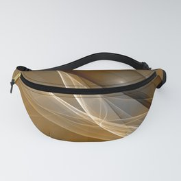 Fractal Art Series Patina Style 6 Fanny Pack