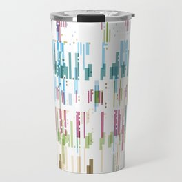 Moving Buildings Travel Mug