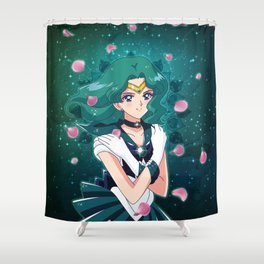 Deep Submerge Shower Curtain