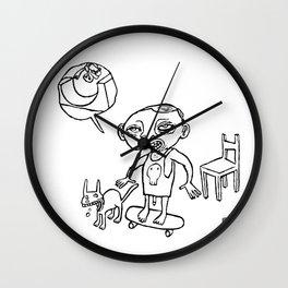 Rampata Wall Clock