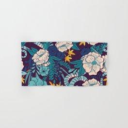 Jungle Pattern 003 Hand & Bath Towel