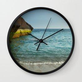 Tenerife playa de duque Wall Clock