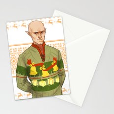 Very Merry Solas Stationery Cards