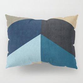 Triangular composition XX Pillow Sham
