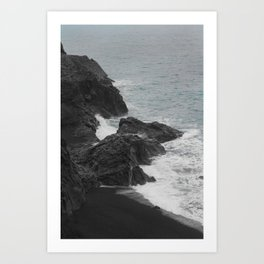The Cold Wind Art Print