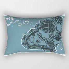 down under Rectangular Pillow