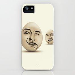 DALI #EGGS iPhone Case