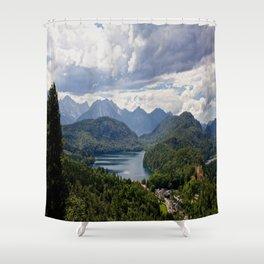 Bavaria, Germany Shower Curtain