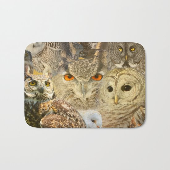 OWL you need is LOVE Bath Mat