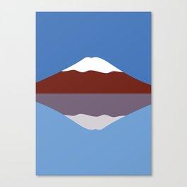 #23 Mt Fuji Canvas Print