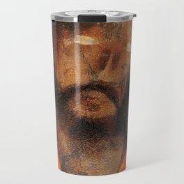 Jumpsuit Jesus Travel Mug