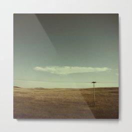 high/lonesome I Metal Print