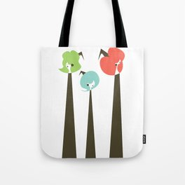 Three Witches Observe Tote Bag