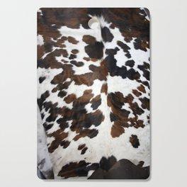 Cowhide Cutting Board