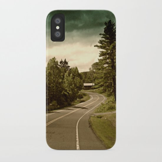 The Coming Storm iPhone Case