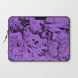 Bermuda (purple) Laptop Sleeve