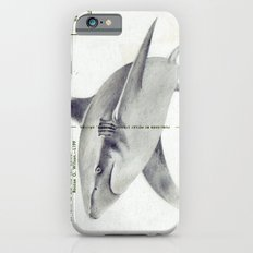 Postcard Shark iPhone 6s Slim Case
