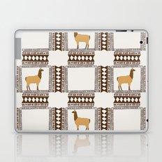 Lamas of Machu Picchu Laptop & iPad Skin