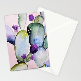 Cactus Craze Stationery Cards