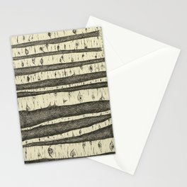 make me a witness (wasatch, utah) Stationery Cards