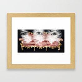 The Audience Framed Art Print