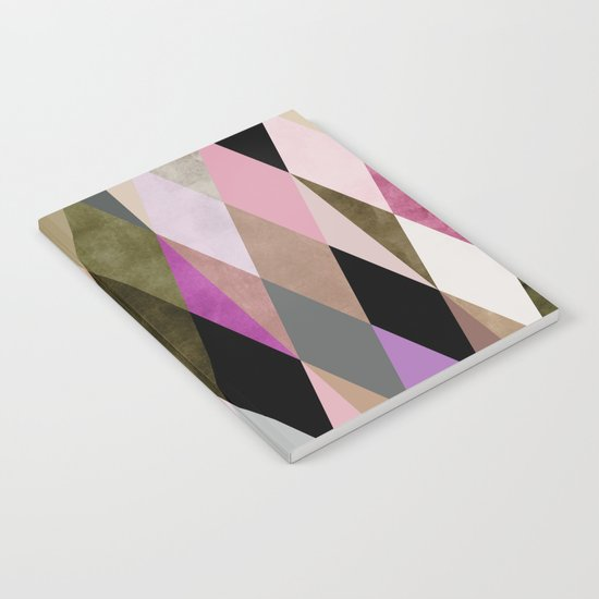 colour + pattern 27 Notebook