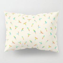 Parrots ! Papagei ! Pillow Sham