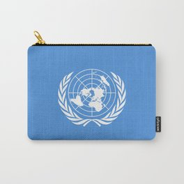 United Nations Flag Carry-All Pouch
