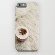 Café.  iPhone 6s Slim Case