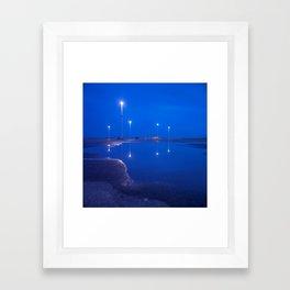 Ocean City Framed Art Print