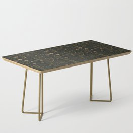 Old World Florals Coffee Table