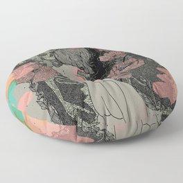 I Dreamt Floor Pillow