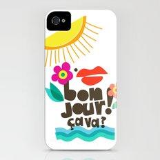 Bonjour! Slim Case iPhone (4, 4s)