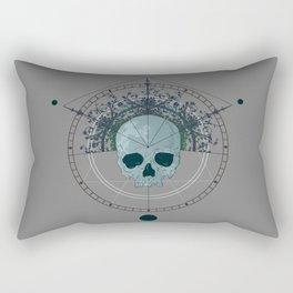 Holy Skull Rectangular Pillow