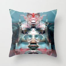 Cosby #8 Throw Pillow