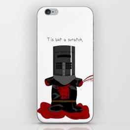 Black Knight. Monty Python  iPhone Skin