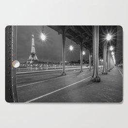 Paris - City of Light Cutting Board