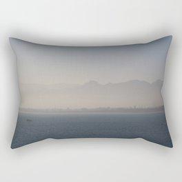 Ghost view Rectangular Pillow