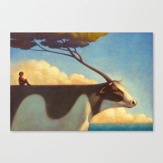 Stillness Canvas Print